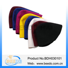 Classical wool felt hat body made in China
