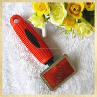 Health product harmless pet brush soft pin dog brush