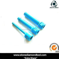 Diameter 5-15mm stone wet and dry core drill bits