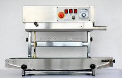 automatic plastic bag sealer FR D900IS tea bag sealer candy sealer machine Vertical continuous bag sealer