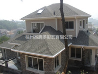 Cheap Bitumen Roofing Shingle Adhesives for Round House Roof