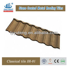 Roof manufacturer of corrugated steel sheet for roofing