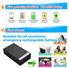 High Capacity Multifunction 12V DC Rechargeable Battery Pack for Electronic Equipment Factory Supply