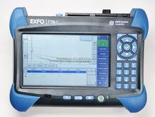 Fluke network tester, EXFO FTB-860 thernet tester optical fiber tester