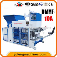 made in china DMYF-10A precio concreto máquina del bloque