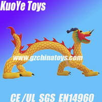 inflatable china dragon arch