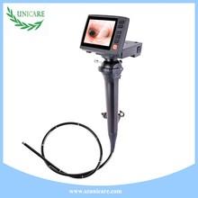Adjustable 5.8 out diameter 2.2 working channel portable rigid flexible bronchoscope