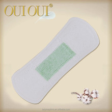 160mm Ultra Thin Silver Ion 100% Cottony Panty Liners