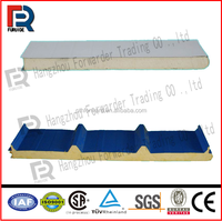 Polyurethane wall and roof Sandwich panel