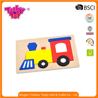 New 2014 French School Chilren Educational Intellectual Wooden in Puzzle Game Science Toys for Kids Stores Manufacturer