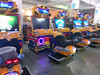 2014 FF super motorcycle bike new style and Hot sale arcade entertainment electronic motor bike game machine