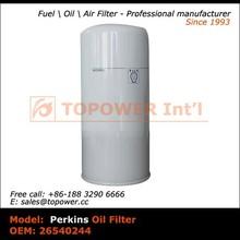 26540244 truck oil filter for perkins