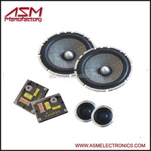 6.5'' Component Speakers with Fiber Cone(TS-6500ME)