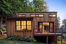 China prefabricated wooden home designs #891-3
