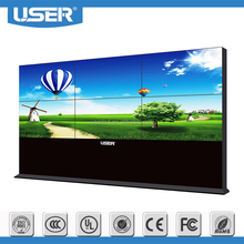 Hot narrow bezel 60'' LCD Video Wall Panel HD Advertising Player