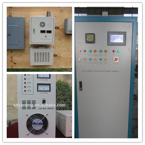 wind alternator generator permanent magnet low rpm 24v dc 380v