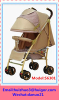 baby pram/baby carriage/baby stroller with big wheels
