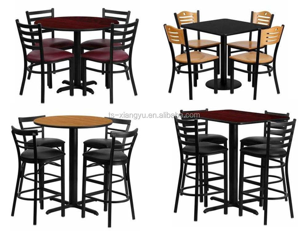 prix d'usine restaurant moderne pas cher chaises / tables et ... - Chaise De Restaurant D Occasion