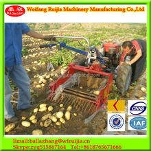 High credibility Chinese modern agricultural best price sweet potato, garlic, potato harvester tiller for sale