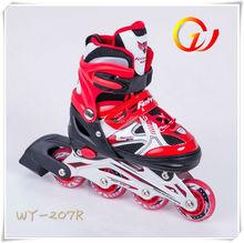 New arrival aluminum chassis fitness children's detachable skates,wheels skate,rollerblade
