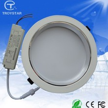 Shenzhen manufacturer 5 years warranty 110lm/w SMD5630 IP44 40w led downlight