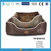 Winter pet beds dog bed with super soft fabric