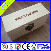 handmade customized essential oil wooden box