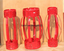 EXPAND-O-LIZER SS BOW SPRING CASING CENTRALIZER FOR DOWNHOLE