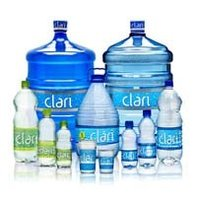 NATURAL MINERAL WATER IN BOTTLE