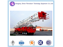 ZJ10/1125CZ Truck-mounted or skid mounted Drilling Rig and workover