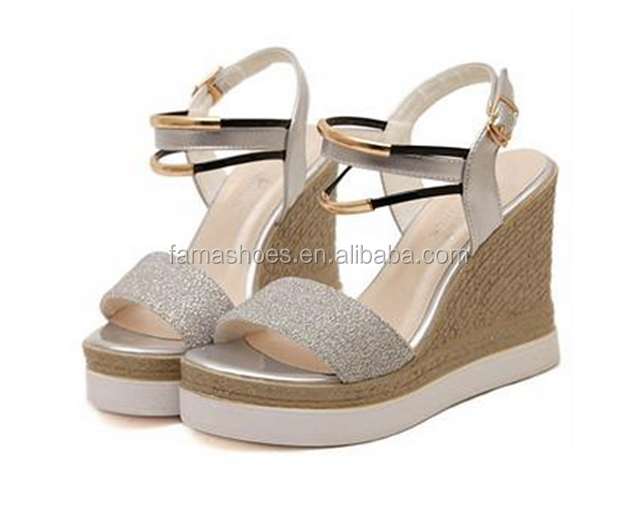 Elegant 2014 Luxury Hot Drilling Design Women Sandals 10cm High Heels Shoes