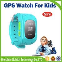 New design android gps watch gps kids tracker watch smart watch phone