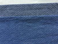 Good quality most popular textile knit cotton denim fabric