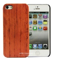 Top Quanlity case for iphone 5s wood case mobile cover best protecter for Iphone