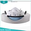 BA-8602 Hot sale modern bathtub bathtub enclosures corner jetted tubs