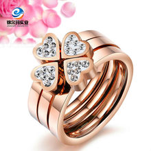2015 high quality wholesale fashion stainless steel ring
