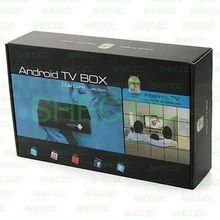 Tv Box quad core tv set top box case