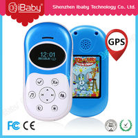 Ibaby Q5G kids gsm portable motorcycle gps tracker