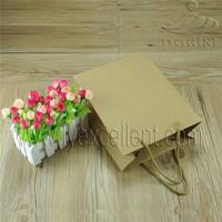 OEM ACCEPTED Brown color kraft paper bag