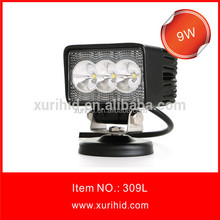 9w Led Working Light Work Light Search Light For Atv/truck/tractor 4x4 Off Road