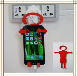 2015 Factory Wholesale Multiple Mobile Phone Holder Flexible Smart Multipurpose Hangle Holder