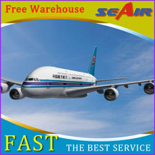 Cheap Air Shipping rates for monocycle from China to Ireland