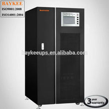 Aisa Baykee manufacturer single phase low frequency 100KVA circuit diagram UPS for home appliances