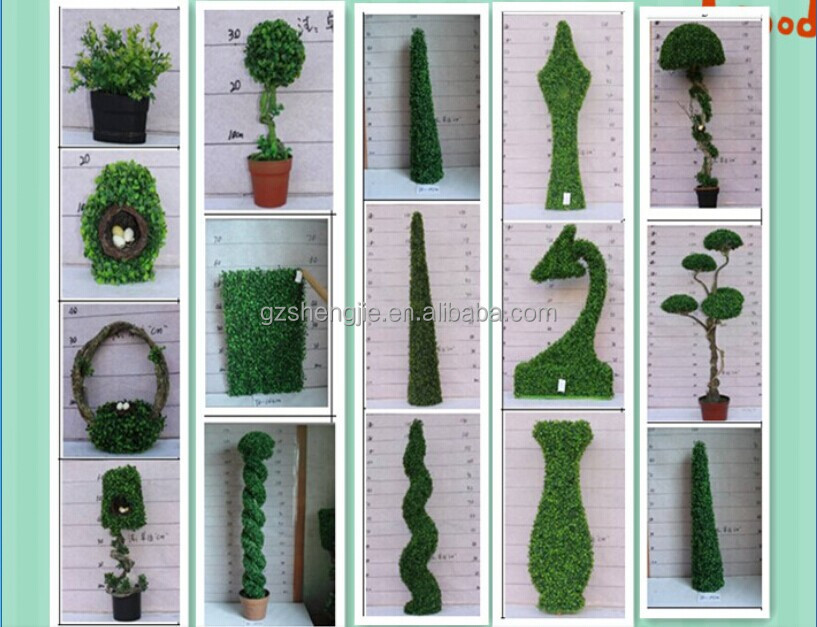 Sjza11 Artificial Animal Topiary - Topiary Frame - Buy Artificial ...