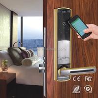 novel design security intelligent electronic locks for hotel doors