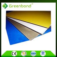 lightweight plastic wall partition aluminum composite panel acp