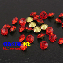 Siam SS4-SS40 Asfour 888 Point back crystal rhinestone, gem stone, point back MC crystal beads for decoration