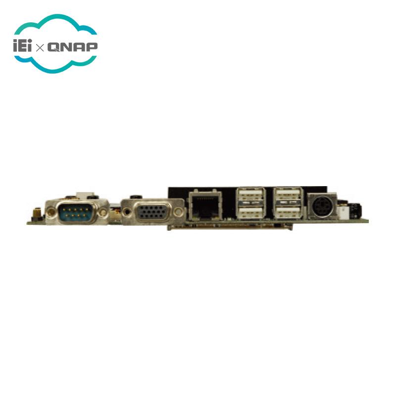 IEI NANO-LX-800 computer 어머니 보드 와 AMD LX800 500 백만헤르쯔 프로세서, VGA/LVDS/TTL, LAN, SATA 및 Audio, RoHS