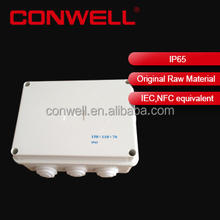 outdoor electronics enclosure junction box waterproof abs switch enclosures