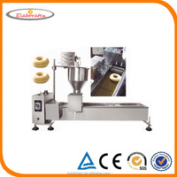 New Commercial Automatic Donut fryer,donut maker,donut mix